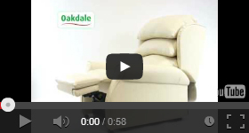 Oakdale Rise and Recliner Chairs Video